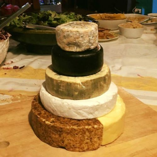 Party cheese cake, 4.25kg gorgeous small cheese tower